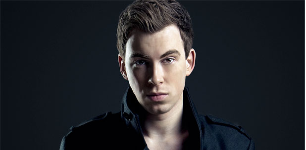 HARDWELL REGALA SU EDIT DE 'APOLLO'