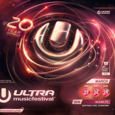 Maurice West – Live @ Ultra Music Festival (Miami, United States) – 23-MAR-2018