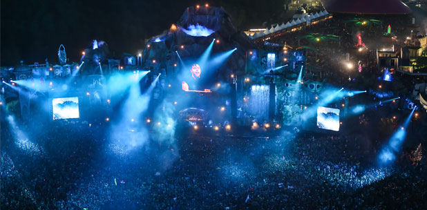 TOMORROWLAND CUELGA EL SOLD OUT