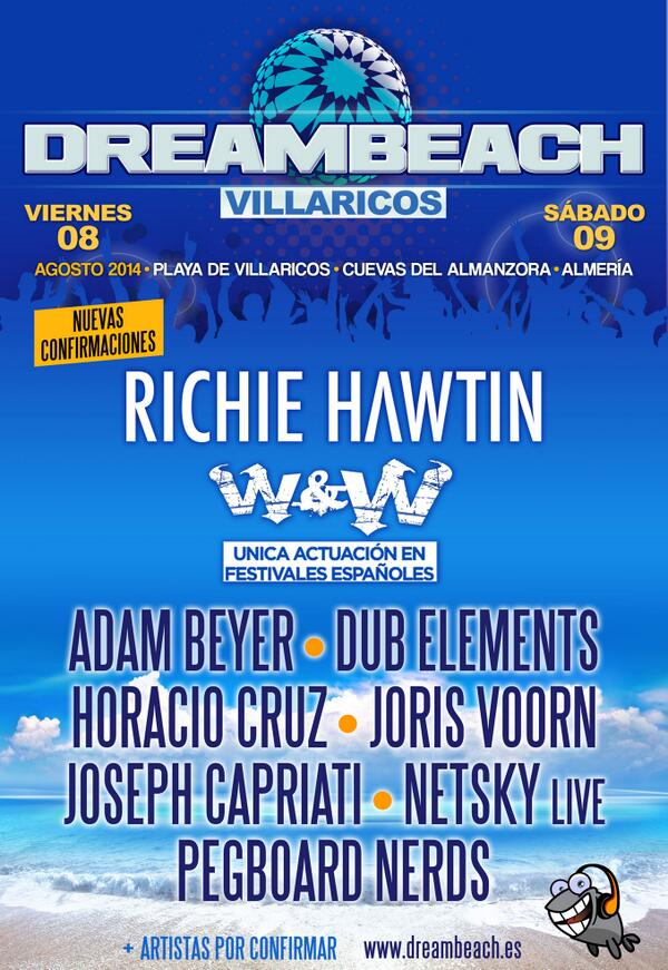 Dreambeach Villaricos confirma a Knife Party