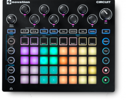 Novation Circuit, groovebox con pads