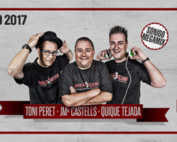 Noventeros 11 Marzo La Riviera LIVE EDITION – Double You